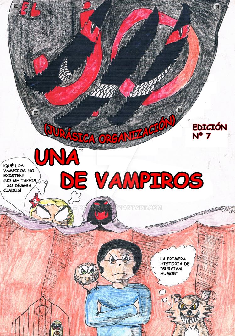 Una de vampiros [Pag 1] by DrPingas