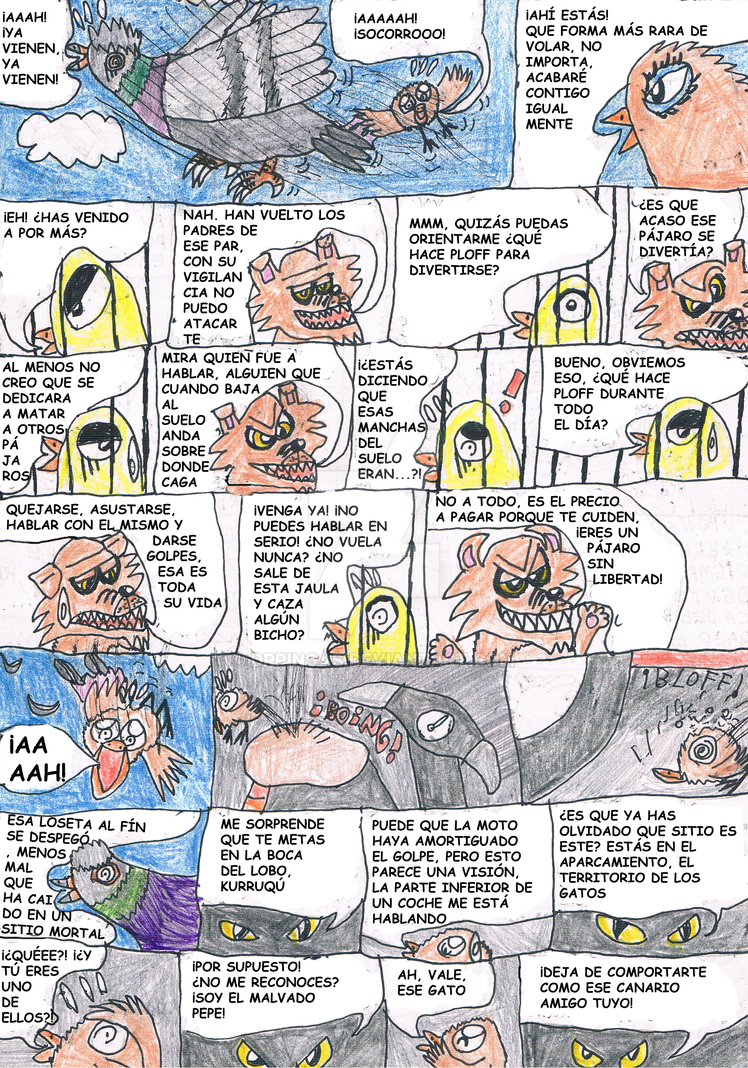Intercambio de cerebros [Pag 6] by DrPingas
