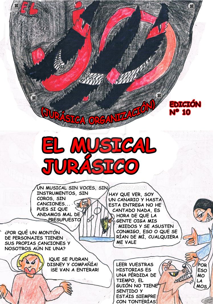 El musical jurasico [Pag 1] by DrPingas