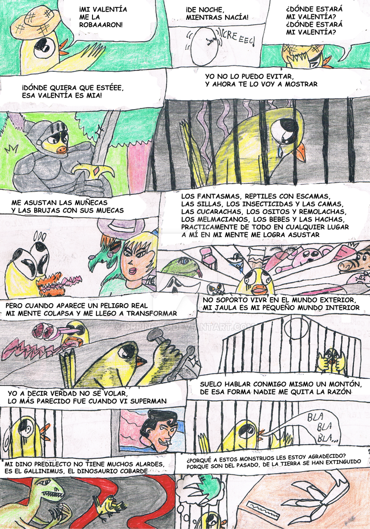 El musical jurasico [Pag 5] by DrPingas