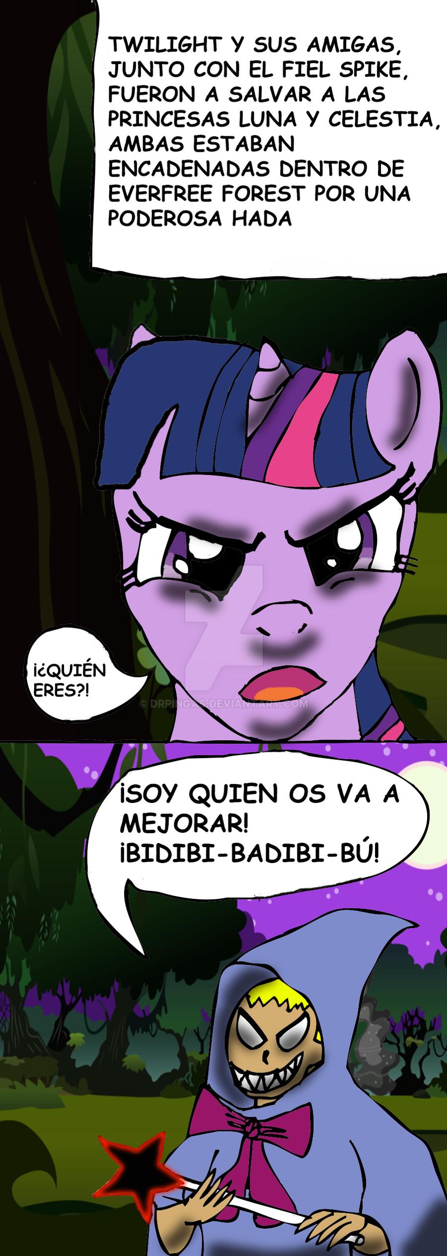 Ponys y la gran sorpresa [Parte 1] by DrPingas