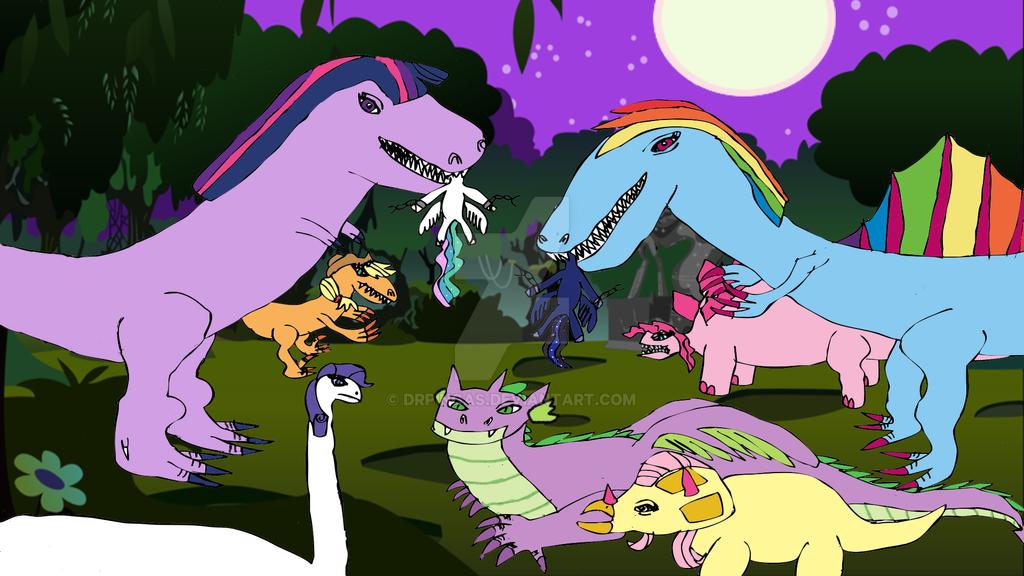 Ponys y la gran sorpresa [Parte 2] by DrPingas