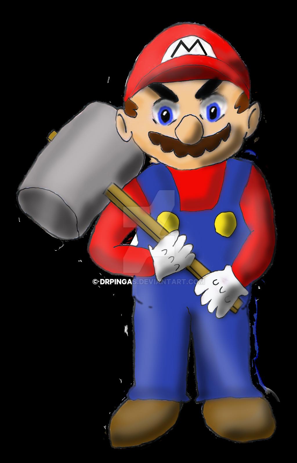 Mario Kingdom Hearts Jurassic Revolution rpgmaker by DrPingas