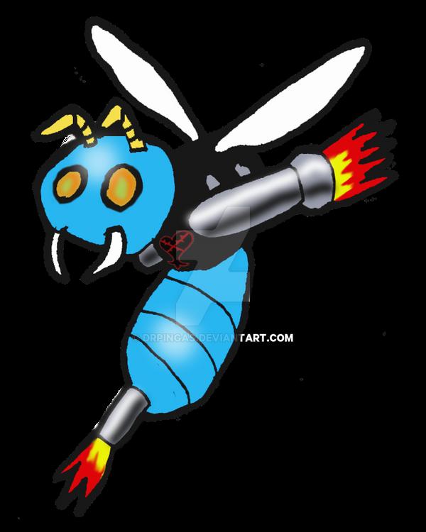 Buzz Bomber KH Jurassic Revolution by DrPingas