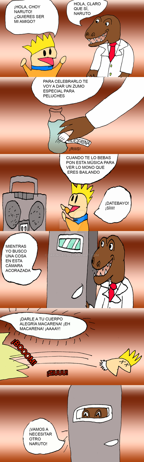 Otro naruto by DrPingas