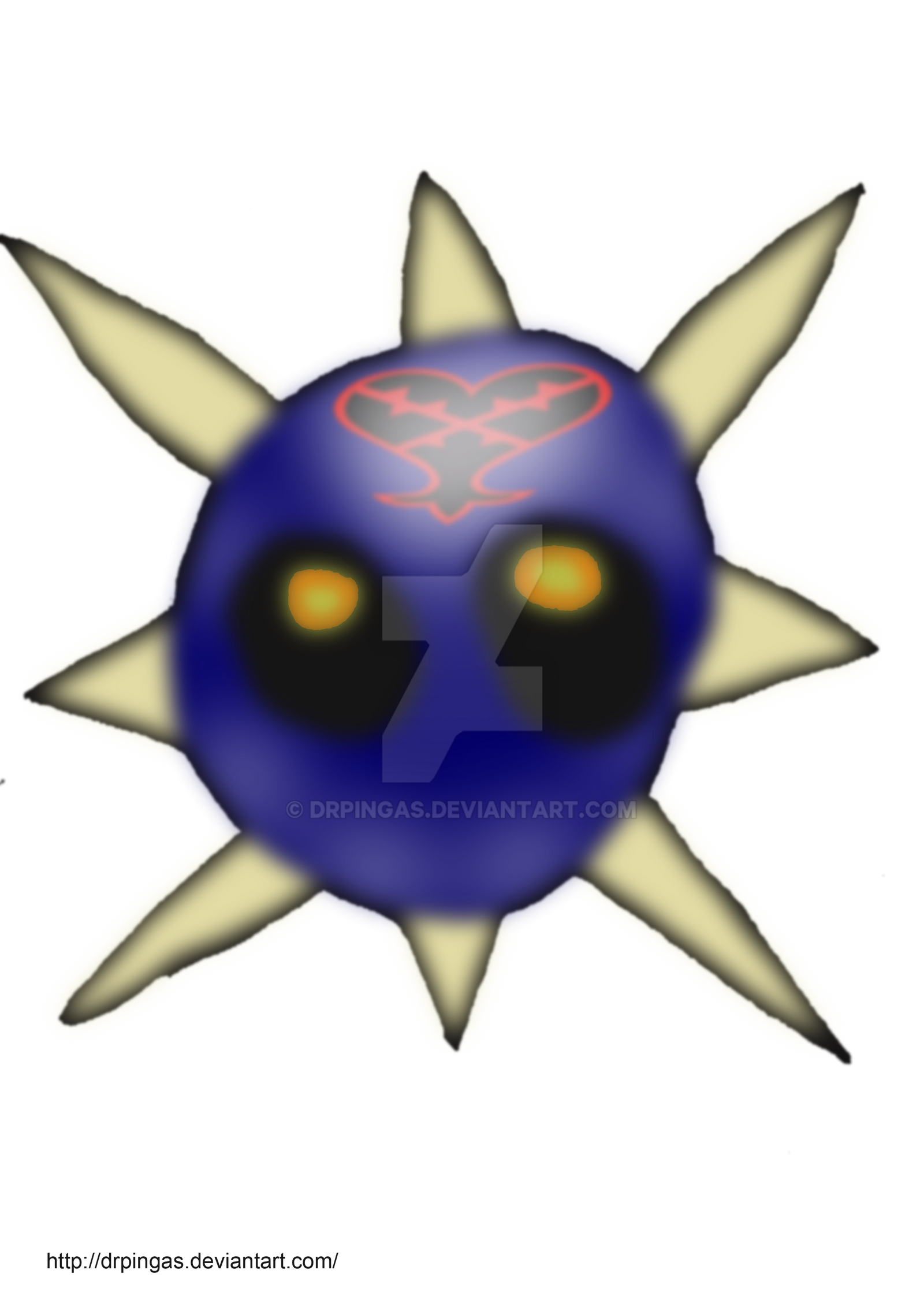 Gordo Kingdom Hearts JR by DrPingas