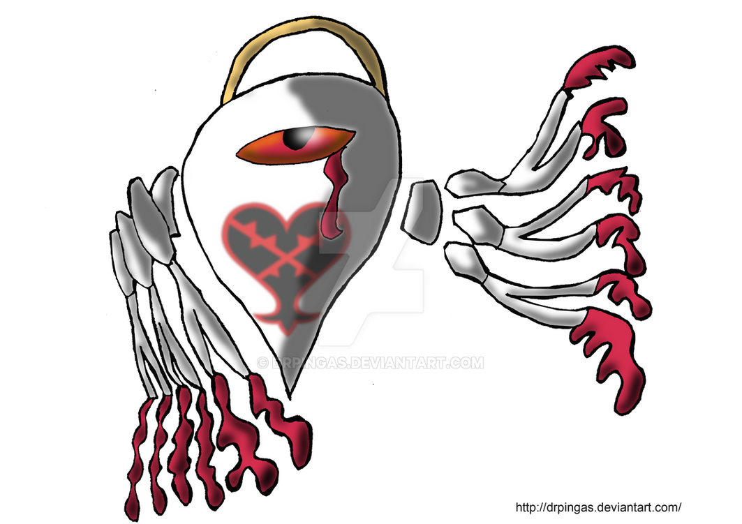 Zero 2 Kingdom Hearts JR by DrPingas