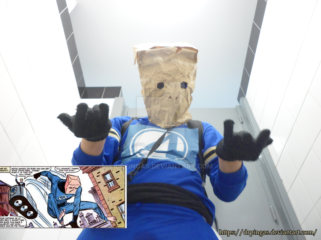 Spiderman bagman mangafest 2017 by DrPingas