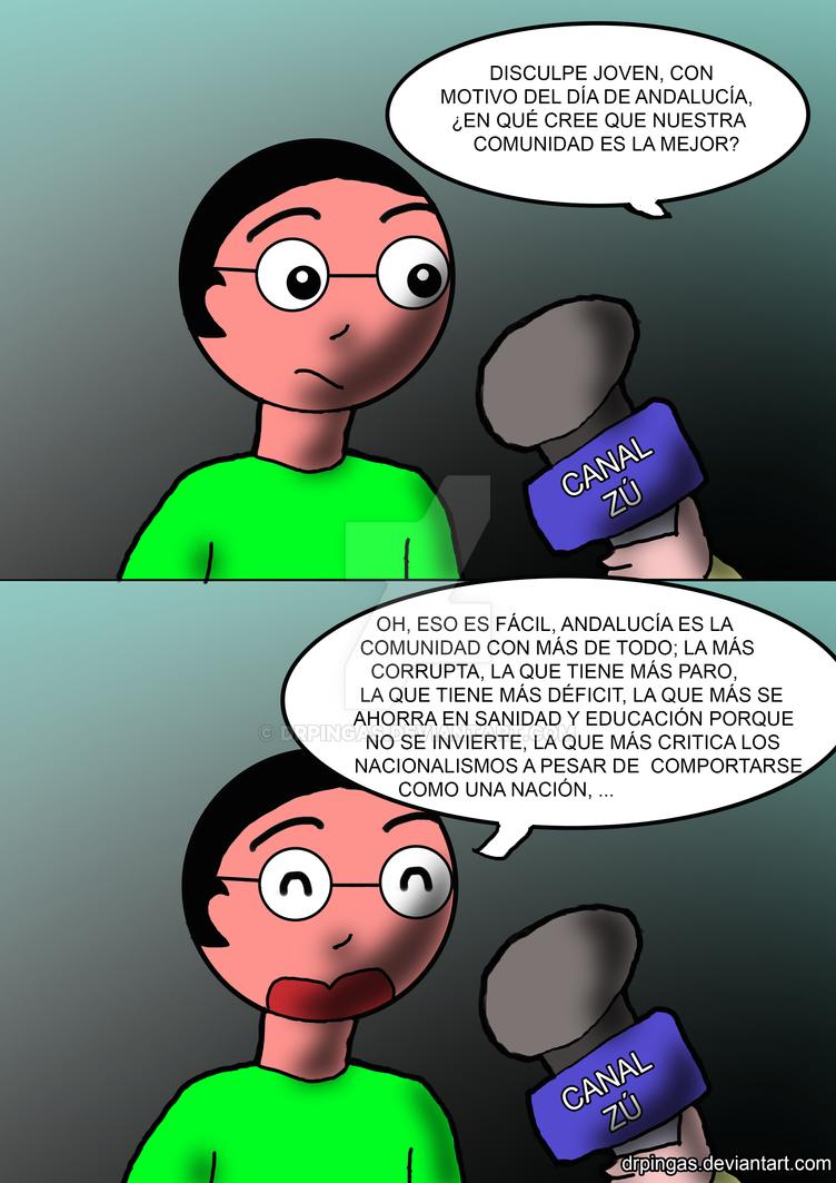 Pregunta a Ezequiel por el dia de Andalucia by DrPingas