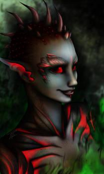 Sylvari Necromancer