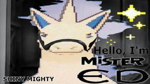 Mister Ed, the talking Shiny Rapidash