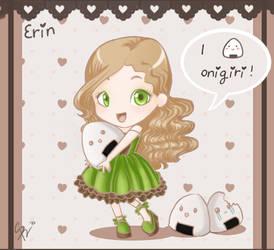 I love onigiri by MaDe-WhIt-LoVe