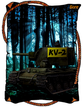 World of Tanks. Poster contest. 1st place.