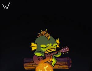 Nuclear Throne - Fish