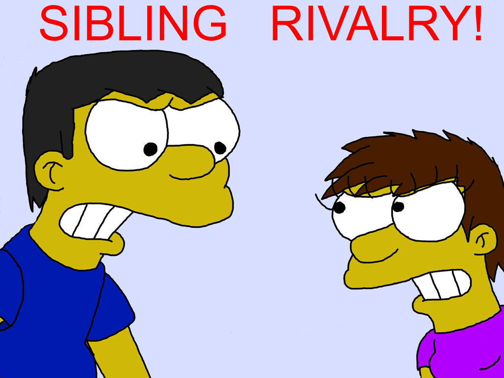 Sibling rivalry essay thesis