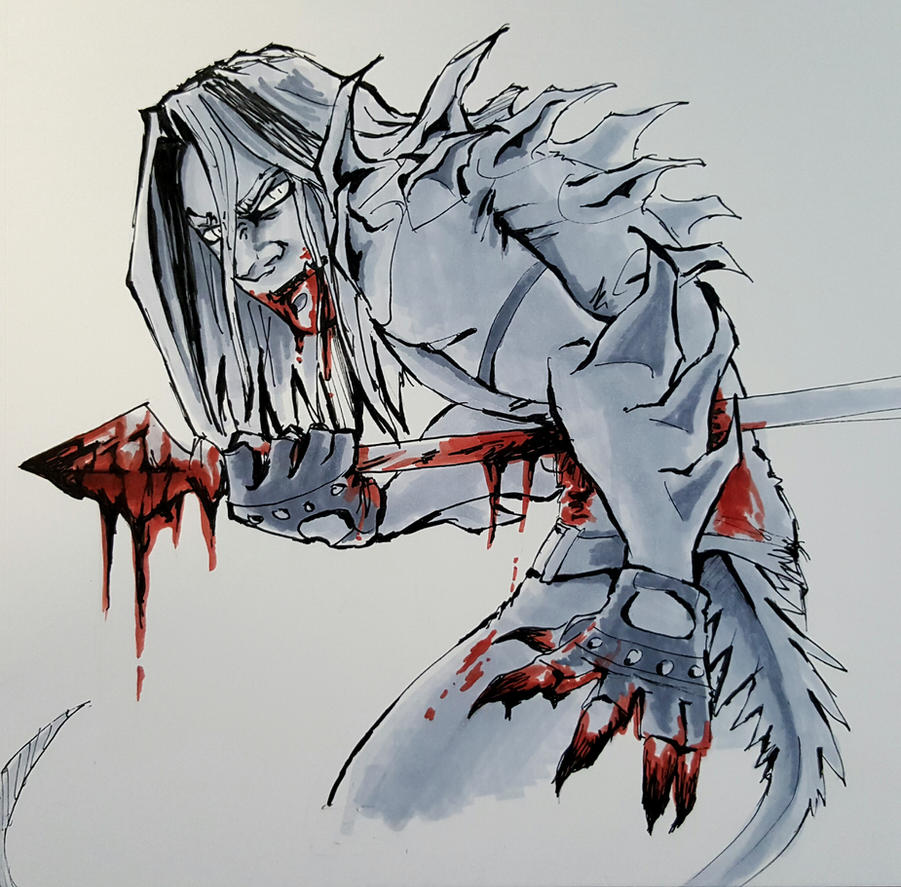 Impaled by VolBeast