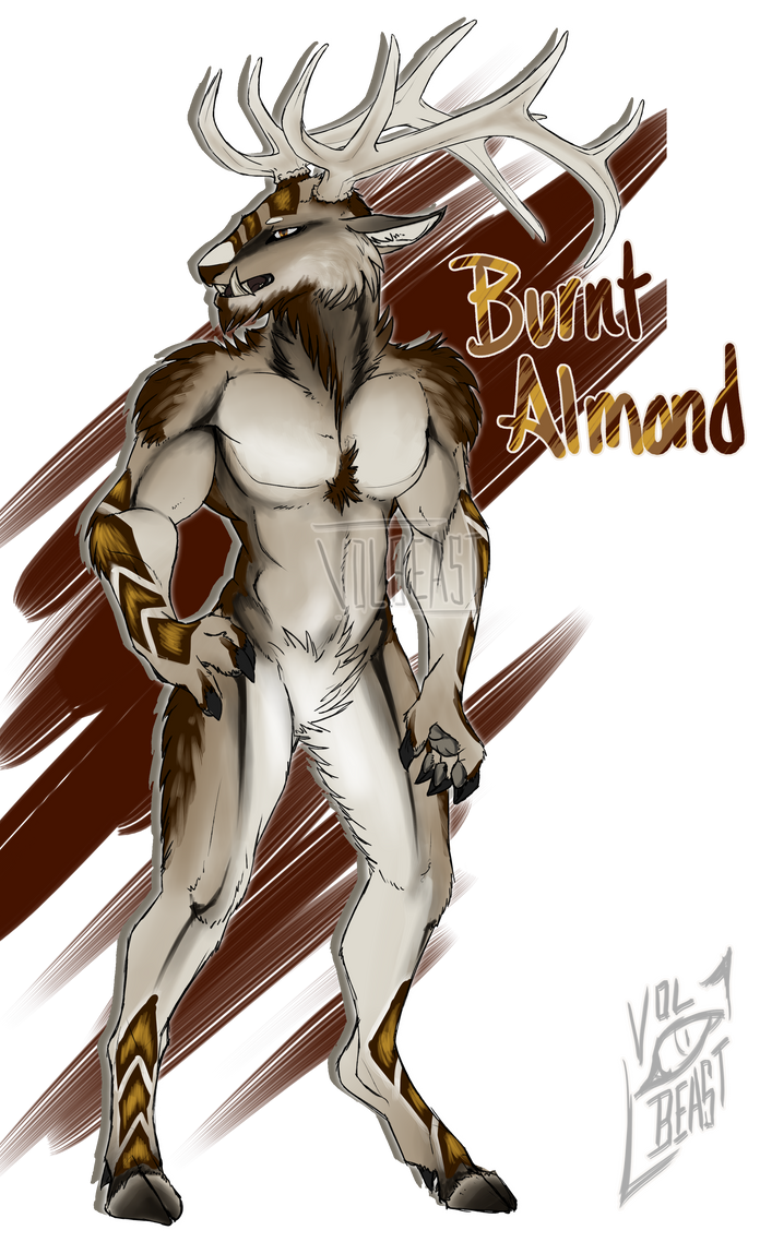 [Closed/Pending] Anthro Elk Adopt Auction by VolBeast