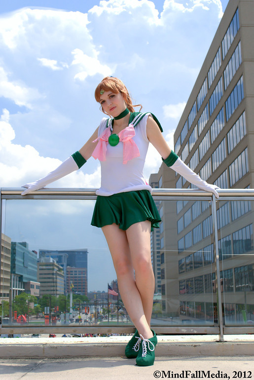 Sailor Moon - In The City by EveilleCosplay
