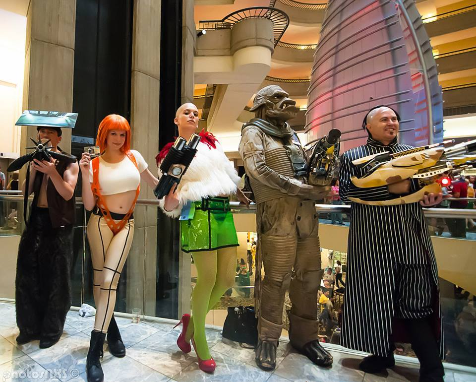 The Fifth Element by EveilleCosplay