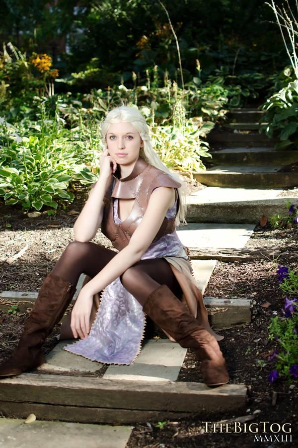 Daenerys Stormborn - Game of Thrones by EveilleCosplay