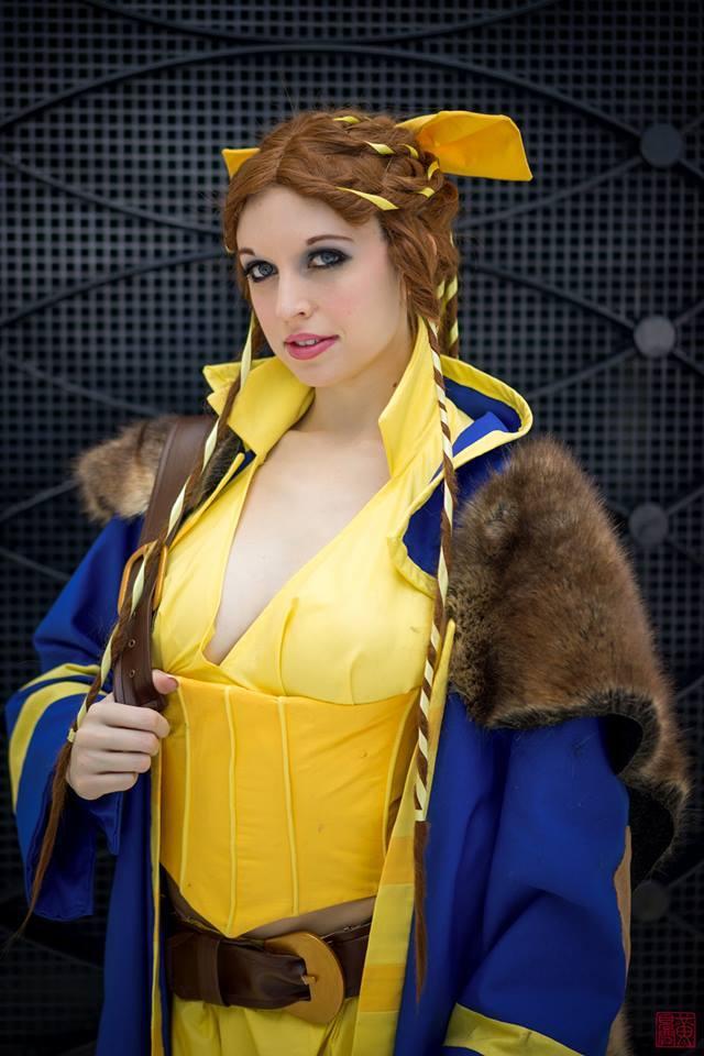 Belle - Apocalypse Disney Princesses by EveilleCosplay