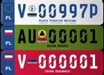Registration plates vol. 2