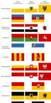 Flags of Voivedships of Poland 'B'