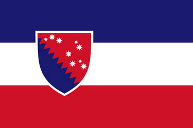 Flag of Yugoslavian Federal Republic