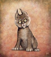 Little Lynx by Linzu