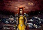 Fiery Tail - Final Fantasy XIV