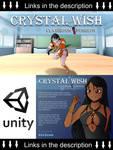 [GAME]Crystal Wish - Classroom Dungeon