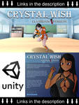 [GAME]Crystal Wish - Classroom Dungeon by XryEcho