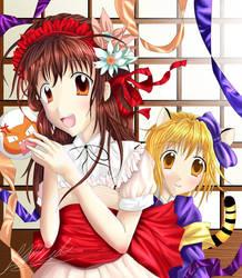 - FB: Tohru and Kisa - by Velvo