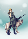 .Sniper Wolf.