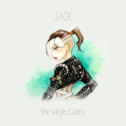 .The Subject Zero. by CarlaNatalie