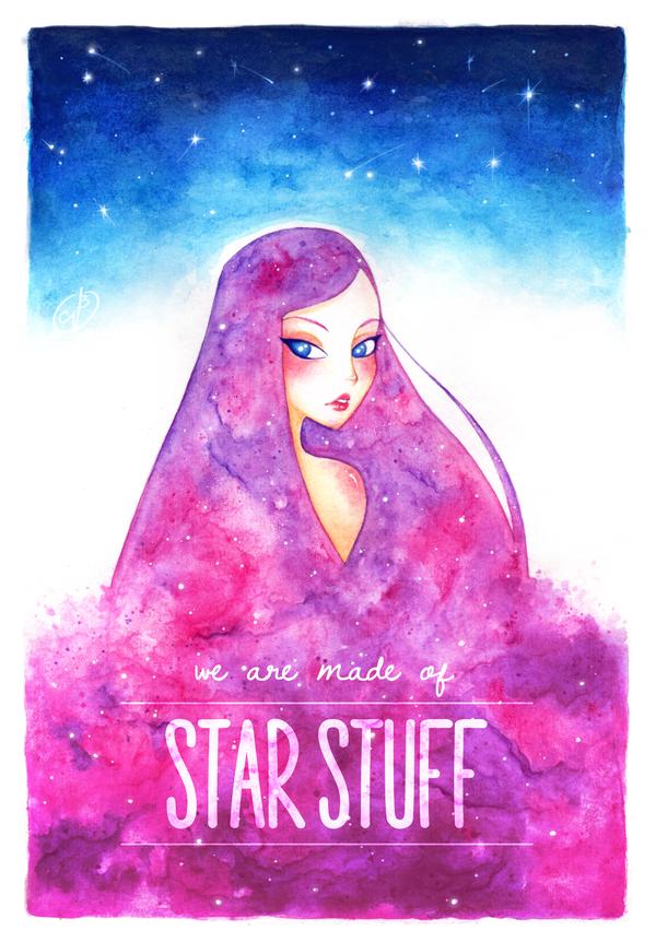 .Star Stuff. by CarlaNatalie