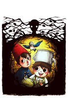 .Over the Garden Wall. by CarlaNatalie