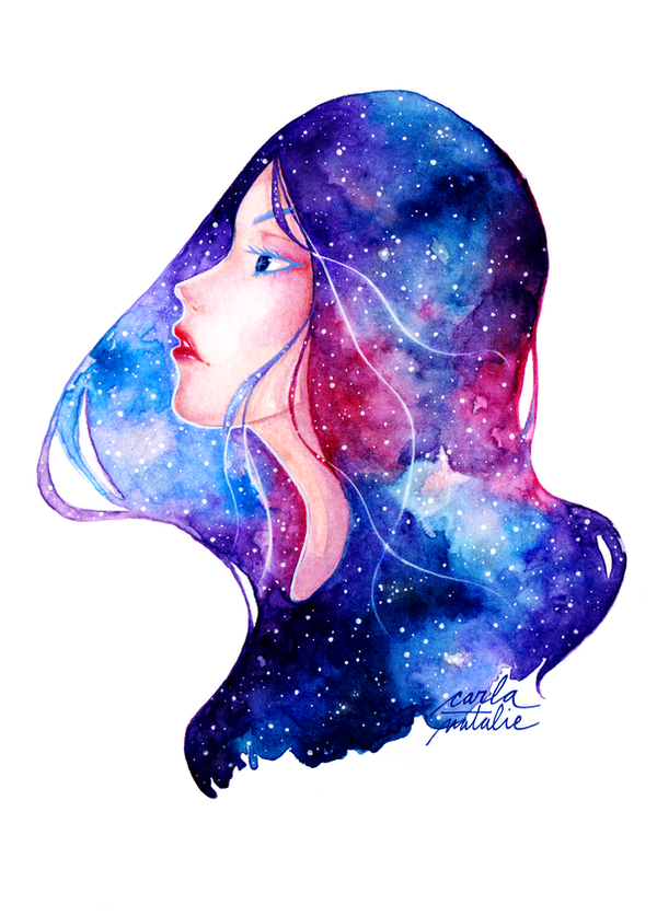 .Starry Glance. by CarlaNatalie