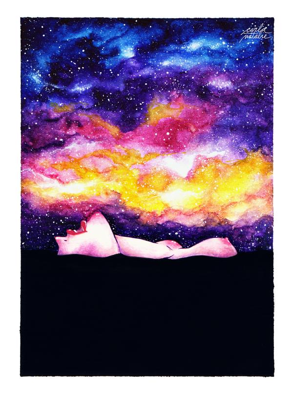 .Emerge. by CarlaNatalie