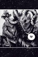 .Warlock Fireteam. [Gift] by CarlaNatalie