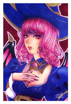 .Bewitching Morgana.
