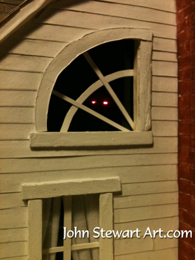 Amityville Horror House Inside