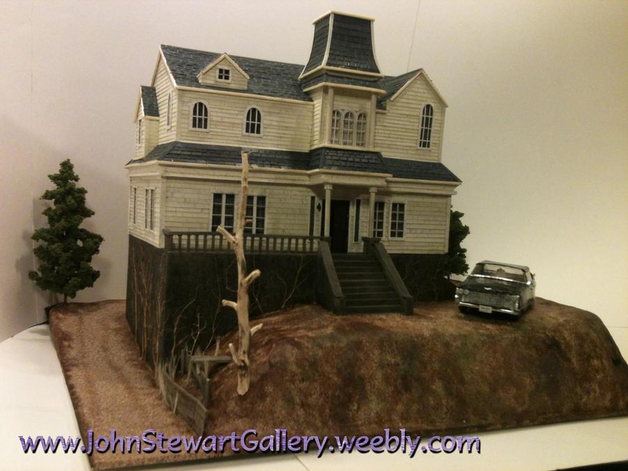 Marsten House from Salems lot model taking orders by johnstewartart