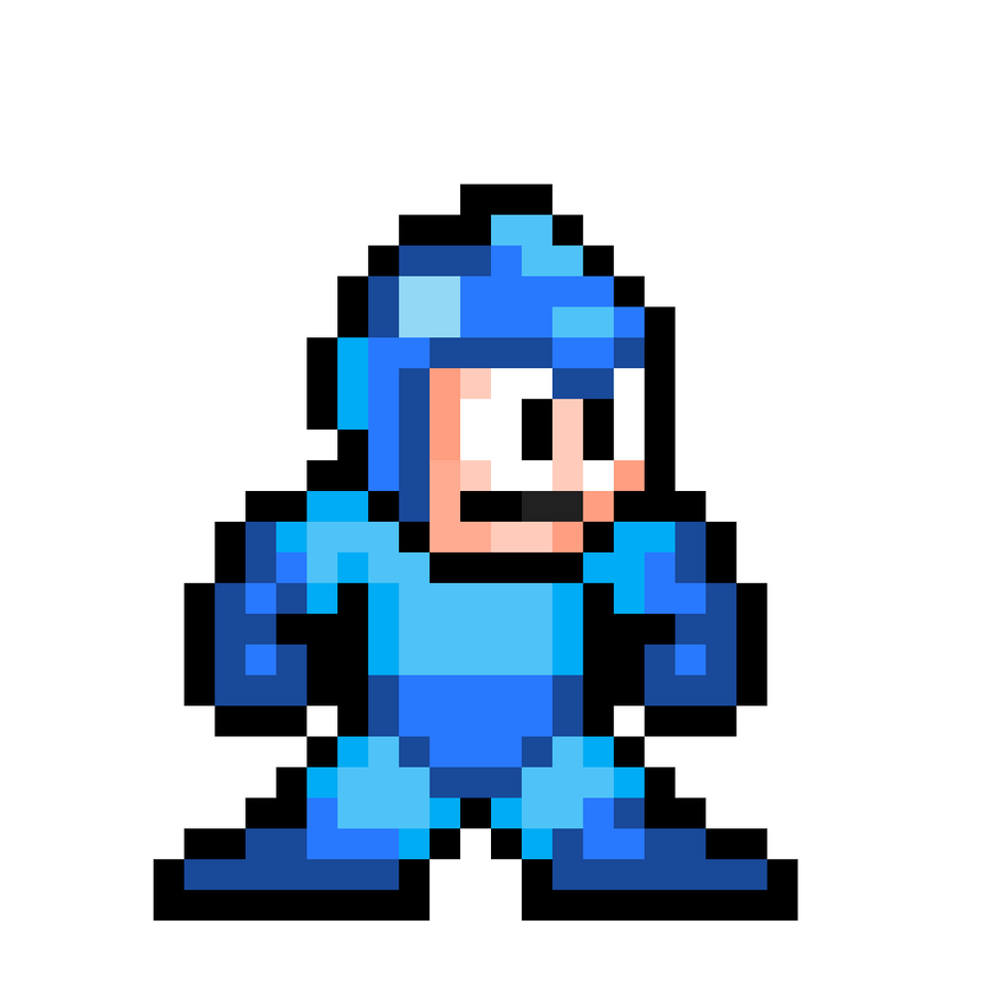 Megaman NES Remastered by Thebenji64
