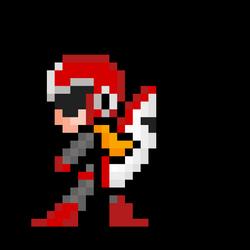 Megaman: Protoman NES remastered by Thebenji64