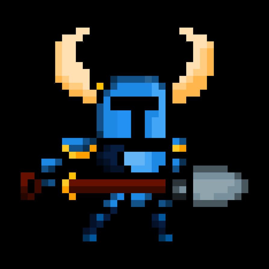 Shovel knight remastered by Thebenji64