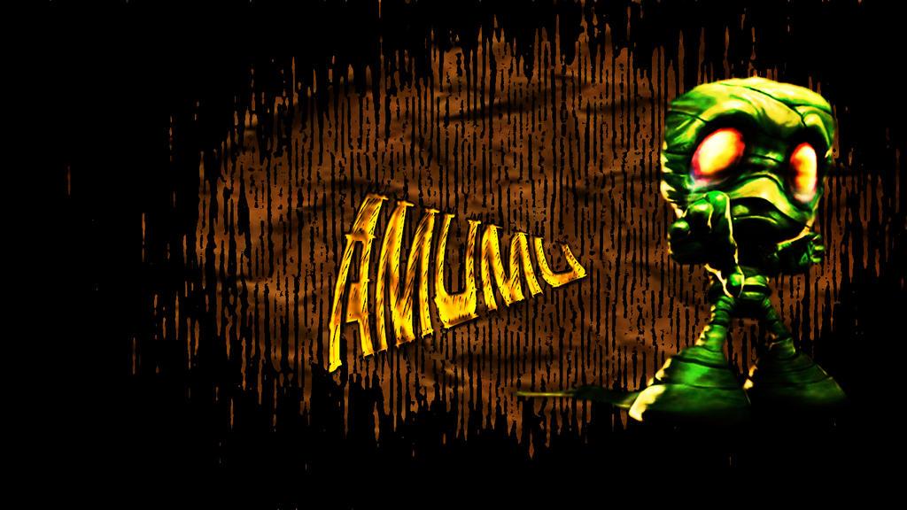 League of Legends-Amumu Art-Downloable Wallpaper by ...