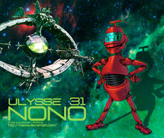 Nono le petit robot by kiwine