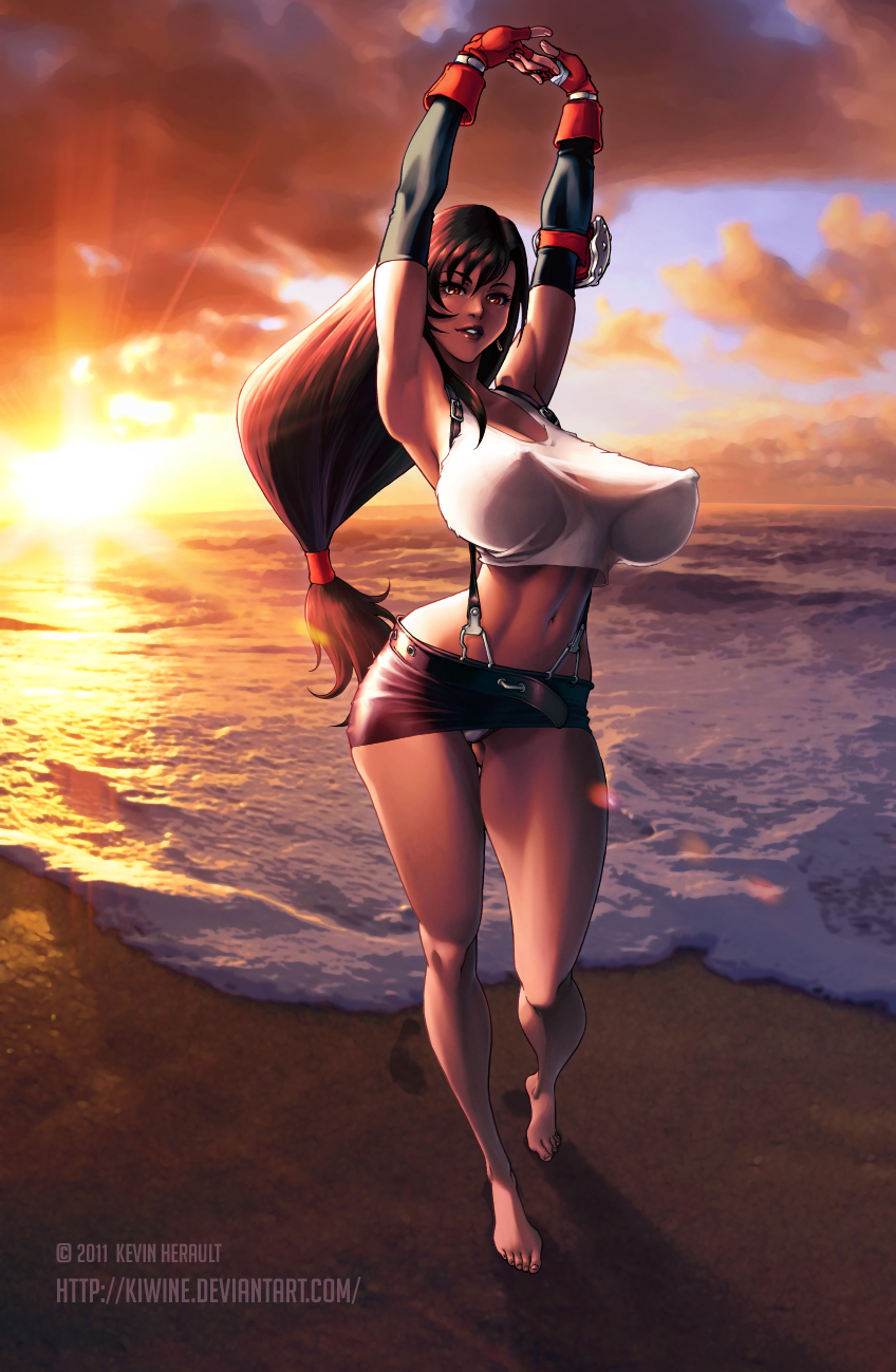 Tifa LOCKHART by kiwine