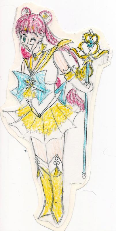 Callisto's Sister- 1996 by yanagi-san